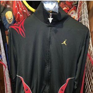 Nike Jumpman Rockets Carmelo Anthony Jacket LARGE